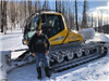 Chad Sluder, Snowmobile Trail Grooming Program Coordinator