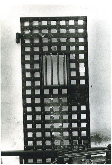 Old Jail Door