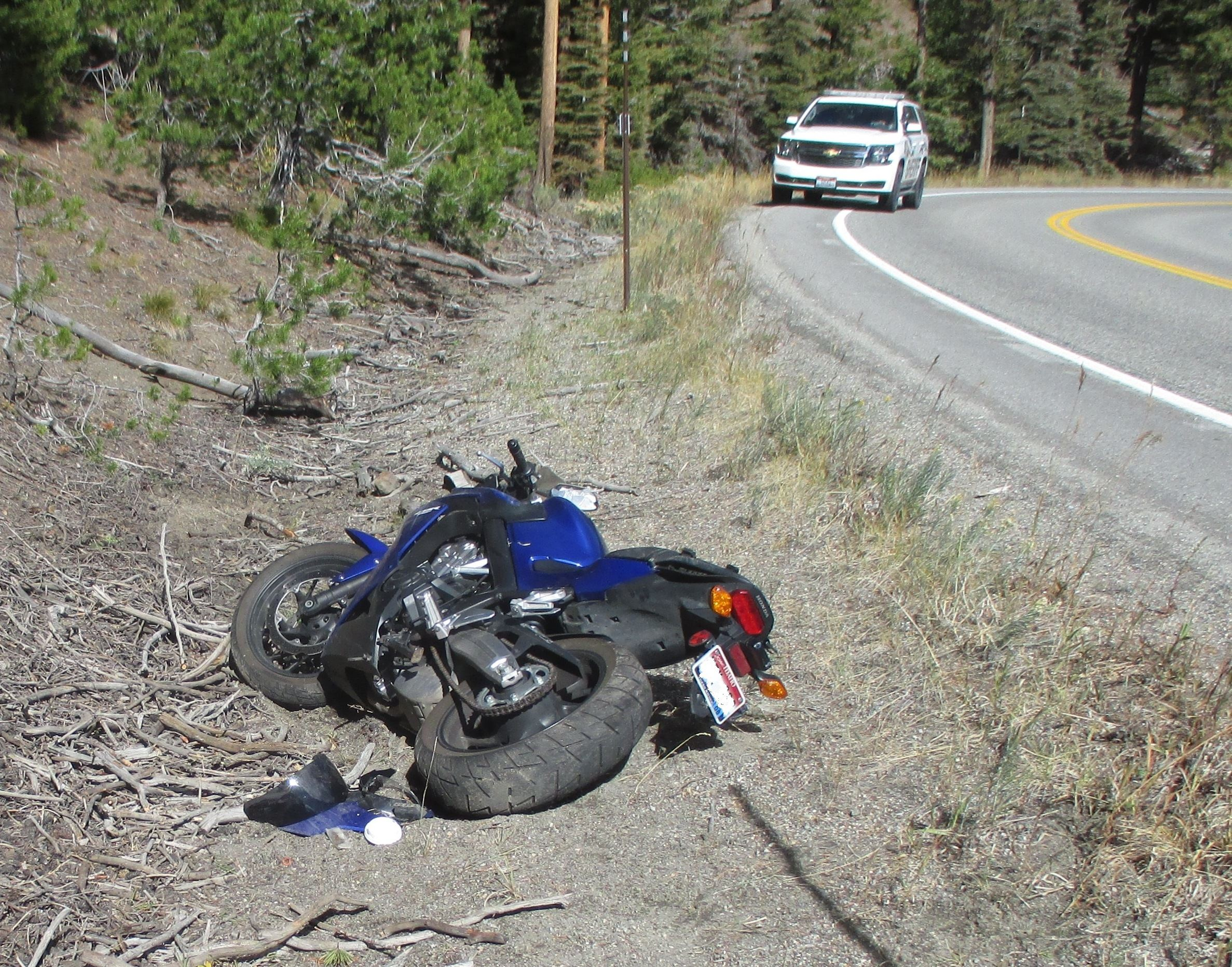 Galena Motorcycle Crash