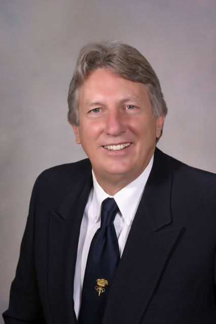 Commissioner Dick Fosbury